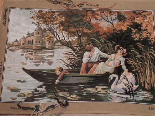 Mum's Tapestry