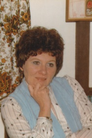 Patricia Lister (Mum) 1995
