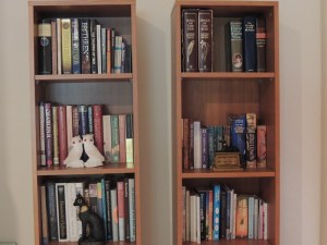 The smallest bookcases