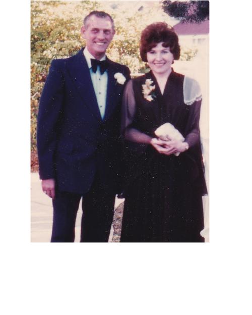 Mum and Dad 1977
