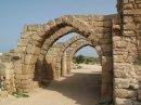 Caesarea walkway, Israel
