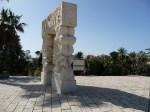 Statue of Faith, Abrasha Park, OldJaffa
