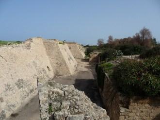 Ramparts, Caesarea
