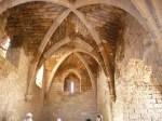 Crusader building atCaesaera