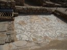 Floor tiles in Caesarea