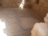 Tiled Roman Mosaic floor