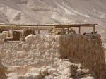 One of buildings under excavation(c)