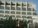 Hotel at Dead Sea