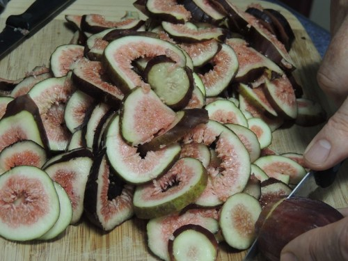 #Fig and Apple Jam