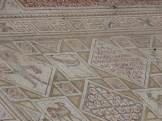 Beautiful mosaic floor, Jerash