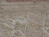 Beautiful mosaic floor, Jerash
