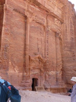 More buildings at Petra