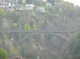165m spann bridge, Fribourg