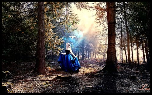 Lost_in_Forest_Part_1_by_AkidAdhwa  by akidadhwa.deviantart