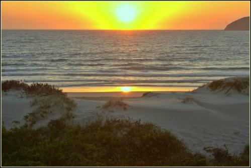 Sunrise at Hawks Nest Beach