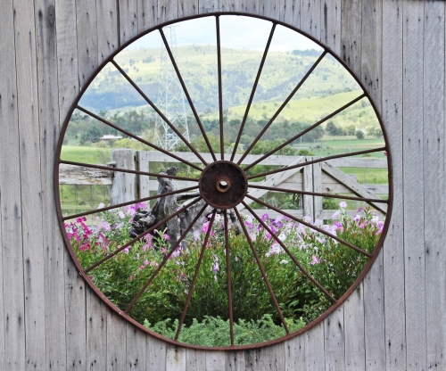 Wagon Wheel Vista